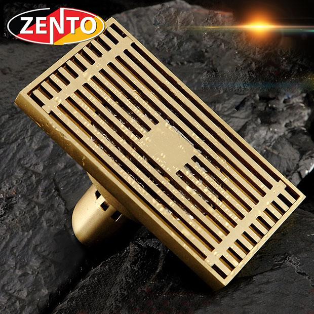 Phễu thoát sàn chống mùi Zento ZT558-1 (90x140mm)
